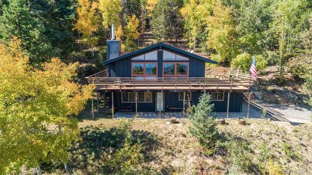11322 Conifer Mountain Road, Conifer, CO 80433 (#6301985) :: The DeGrood Team
