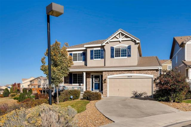 10638 Worthington Circle, Parker, CO 80134 (#6302146) :: The DeGrood Team