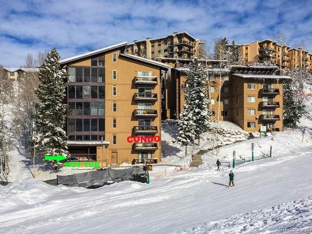 2275 Storm Meadows Drive #20, Steamboat Springs, CO 80487 (#6302373) :: RazrGroup
