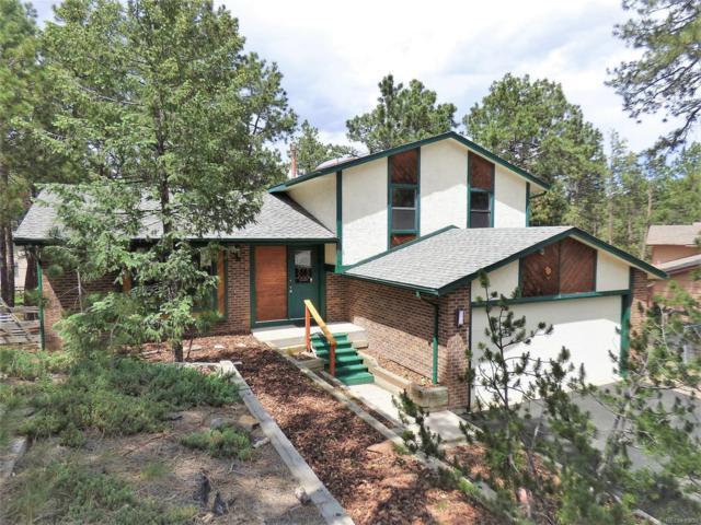1390 Becky Drive, Colorado Springs, CO 80921 (MLS #6302518) :: 8z Real Estate
