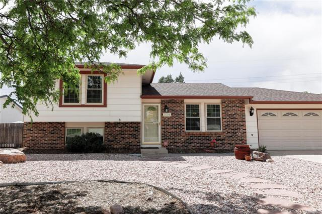 2224 Vintage Drive, Colorado Springs, CO 80920 (#6302633) :: The Griffith Home Team