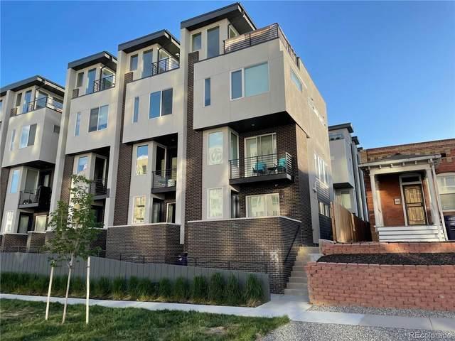 1581 Grove Street #3, Denver, CO 80204 (MLS #6302637) :: Keller Williams Realty