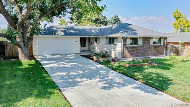 3087 S Holly Place, Denver, CO 80222 (#6303238) :: Briggs American Properties