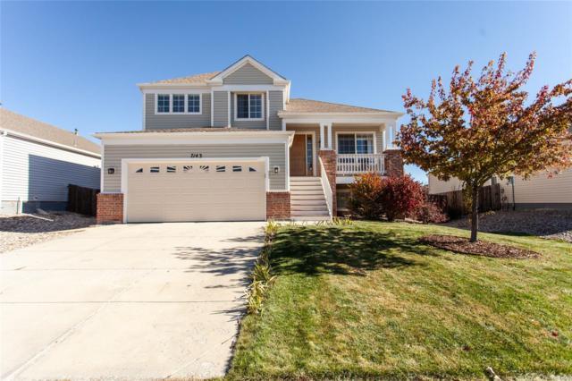 7143 Flowering Almond Drive, Colorado Springs, CO 80923 (#6303292) :: Bring Home Denver