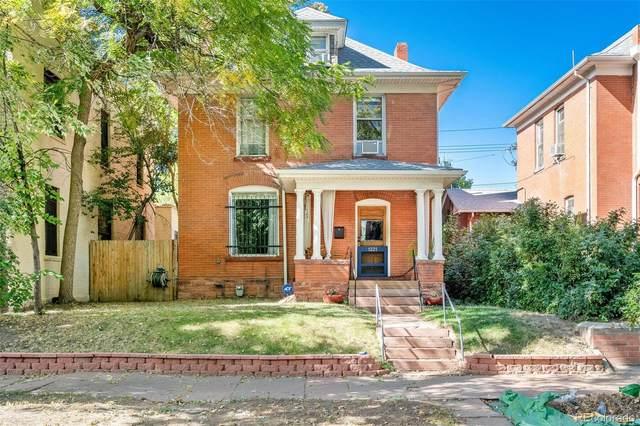 1221 N Marion Street, Denver, CO 80218 (#6303603) :: Wisdom Real Estate