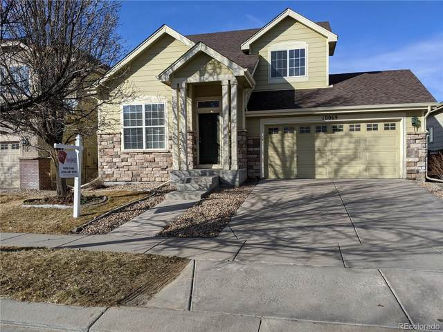 10069 E 112th Way, Commerce City, CO 80640 (#6303778) :: The DeGrood Team