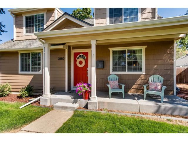 2860 S Williams Street, Denver, CO 80210 (#6303990) :: Wisdom Real Estate