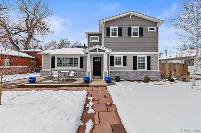 3215 S Williams Street, Englewood, CO 80113 (MLS #6304588) :: 8z Real Estate