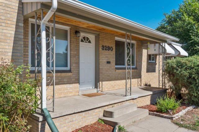 3290 S Delaware Street, Englewood, CO 80110 (#6304661) :: House Hunters Colorado