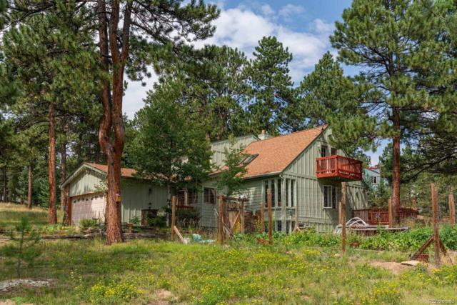28856 Little Big Horn Drive, Evergreen, CO 80439 (#6304850) :: The City and Mountains Group