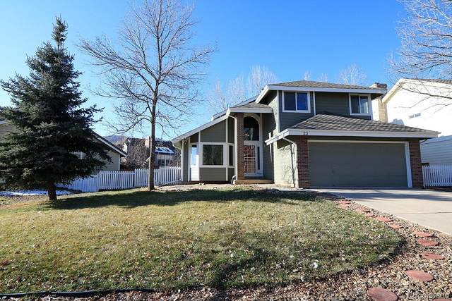 23 Dawn Heath Drive, Littleton, CO 80127 (#6305239) :: Re/Max Structure