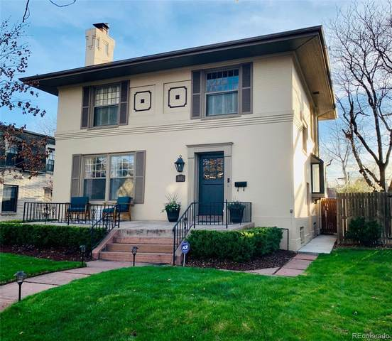 333 N Marion Street, Denver, CO 80218 (#6305254) :: Re/Max Structure
