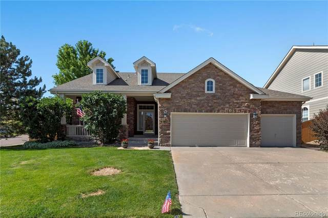 17596 Celestine Court, Parker, CO 80134 (#6305312) :: The Healey Group