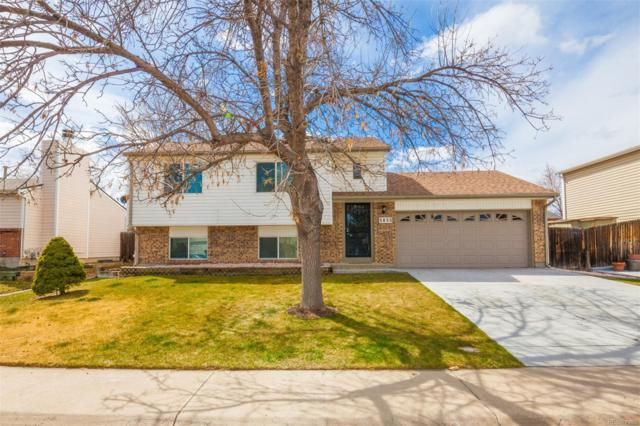 5035 S Independence Way, Denver, CO 80123 (#6305324) :: The Heyl Group at Keller Williams