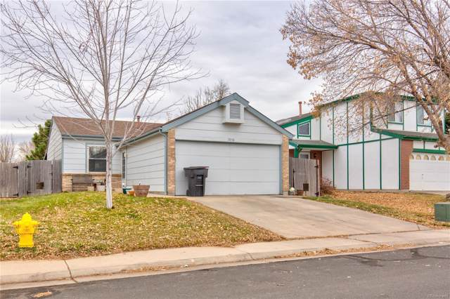 5058 E 112th Place, Thornton, CO 80233 (#6305400) :: James Crocker Team