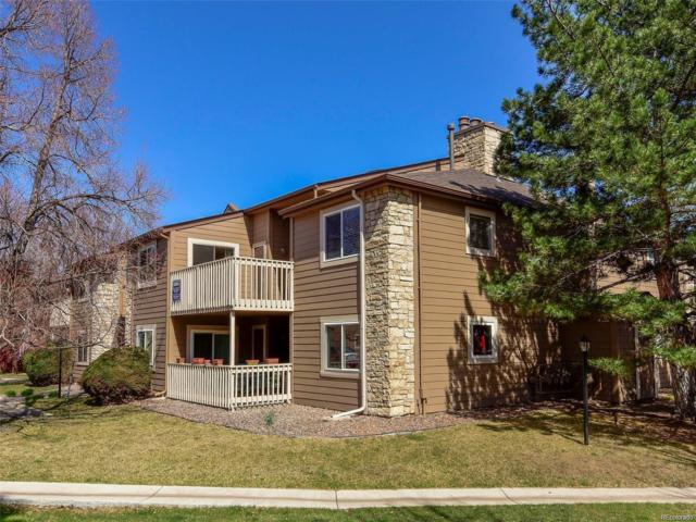 10303 E Peakview Avenue G201, Englewood, CO 80111 (MLS #6305562) :: 8z Real Estate