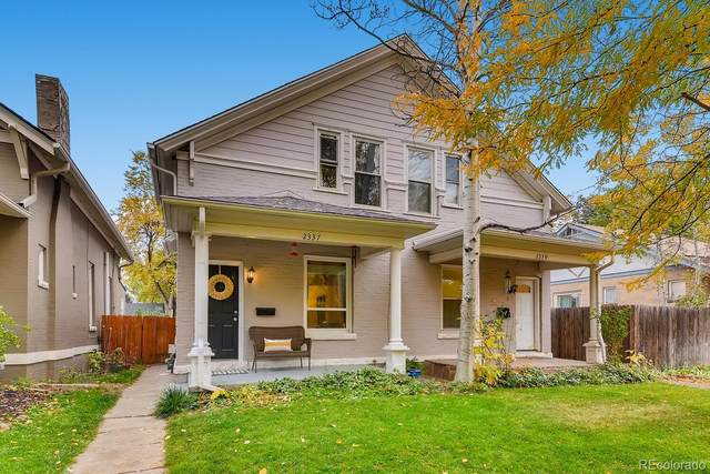 2337 Holly Street, Denver, CO 80207 (#6305575) :: Briggs American Properties