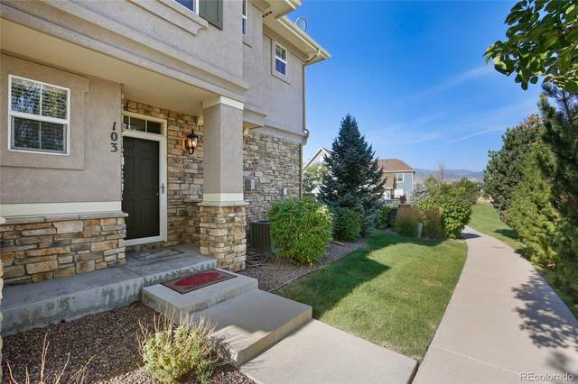 16141 W 63rd Lane #103, Arvada, CO 80403 (#6306253) :: Compass Colorado Realty