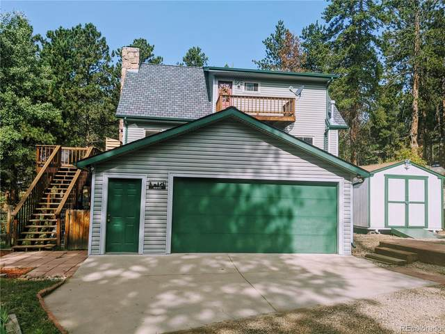 11155 Kennedy Avenue, Conifer, CO 80433 (MLS #6306683) :: Bliss Realty Group
