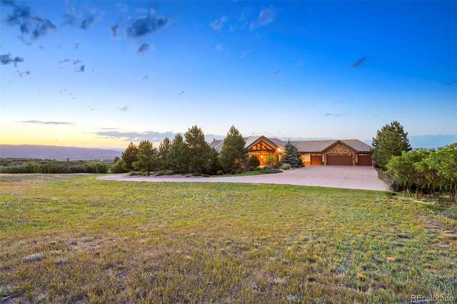 2530 Castle Butte Drive, Castle Rock, CO 80109 (#6306753) :: Colorado Home Finder Realty