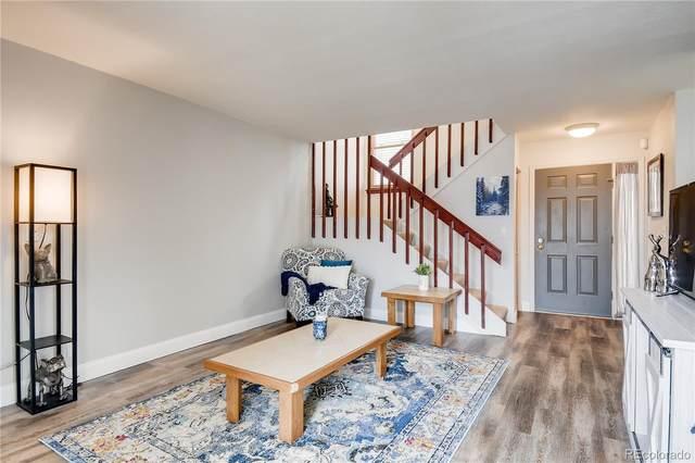 8394 S Everett Way F, Littleton, CO 80128 (MLS #6306802) :: 8z Real Estate