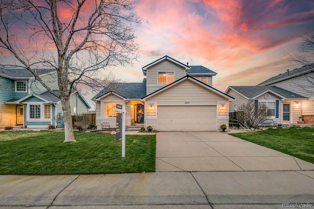 2624 E 132nd Avenue, Thornton, CO 80241 (#6306821) :: Mile High Luxury Real Estate