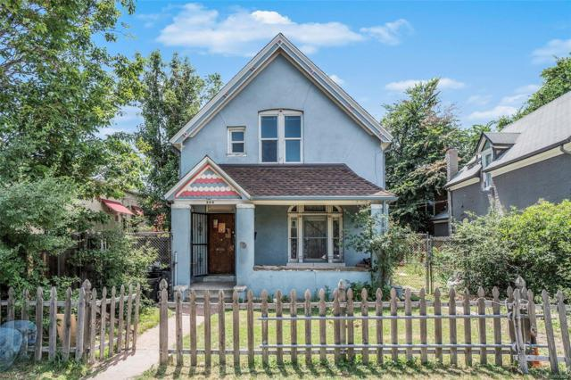 308 W 4th Avenue, Denver, CO 80223 (#6307155) :: HomeSmart Realty Group