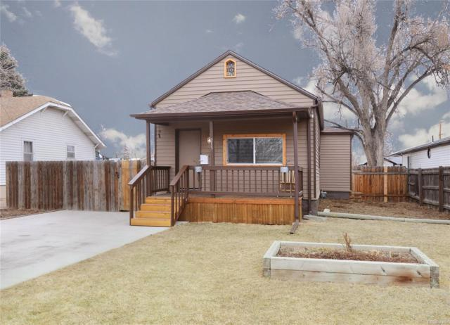 215 12th Street, Greeley, CO 80631 (#6307237) :: The Peak Properties Group