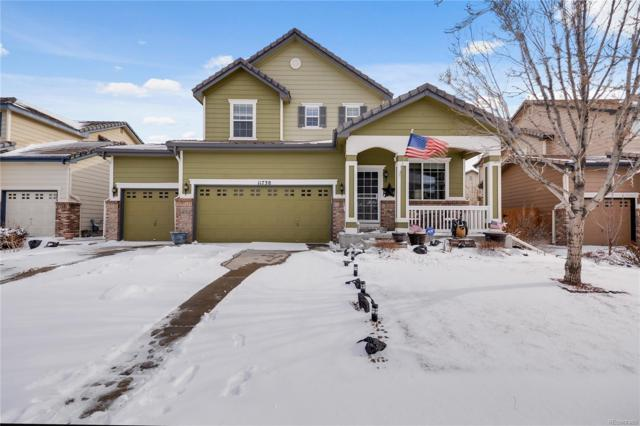 11738 Idalia Street, Commerce City, CO 80022 (#6307608) :: The City and Mountains Group