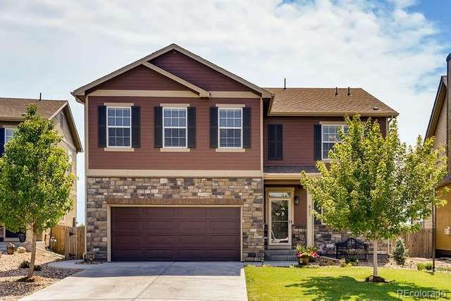 421 Clubhouse Drive, Fort Lupton, CO 80621 (MLS #6307802) :: 8z Real Estate