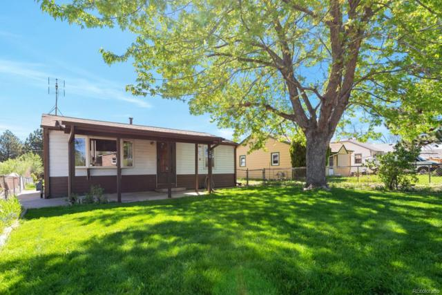 20 Jay Street, Lakewood, CO 80226 (#6307957) :: Wisdom Real Estate
