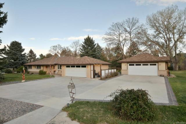 11040 W Bear Creek Drive, Lakewood, CO 80227 (#6307986) :: The Griffith Home Team