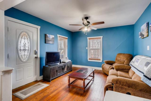 270 S Perry Street, Denver, CO 80219 (MLS #6307987) :: 8z Real Estate
