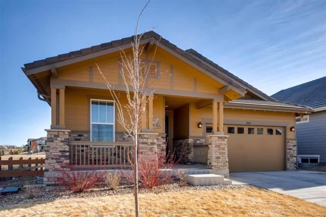 10049 Tall Oaks Street, Parker, CO 80134 (#6308193) :: The City and Mountains Group