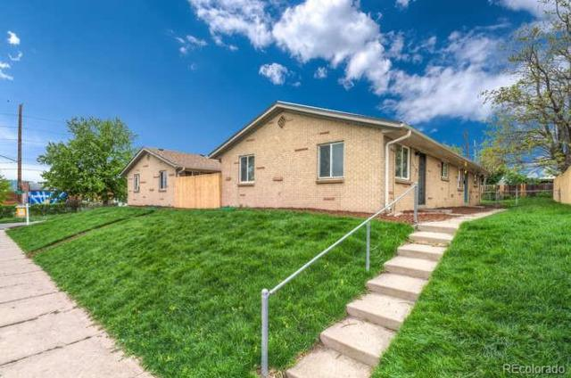 3913 Lipan Street, Denver, CO 80211 (#6308425) :: HomePopper