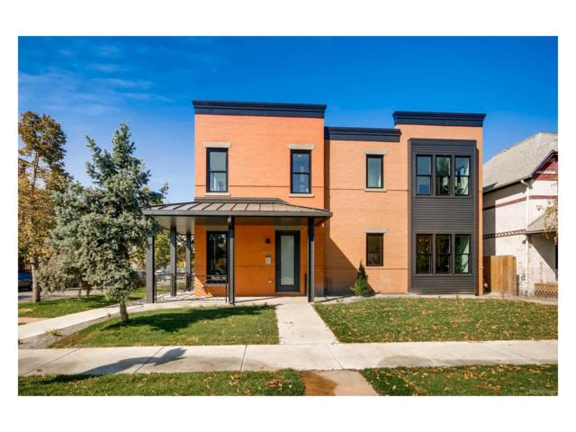 1025 25th Street, Denver, CO 80205 (#6308547) :: The Pete Cook Home Group