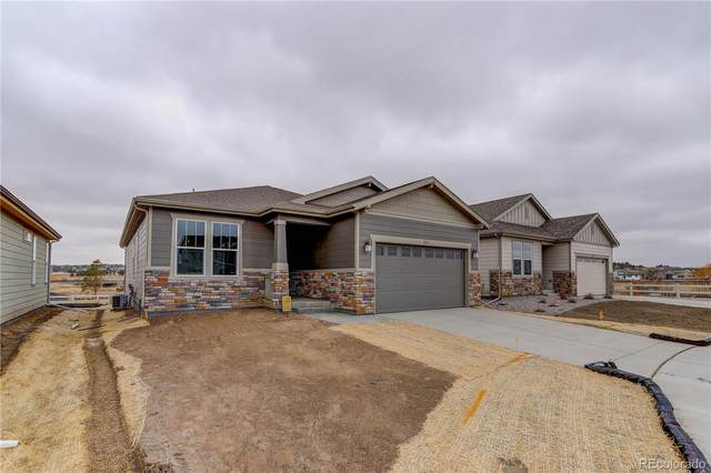 6335 Saddle Bow Avenue, Parker, CO 80134 (#6308681) :: Finch & Gable Real Estate Co.