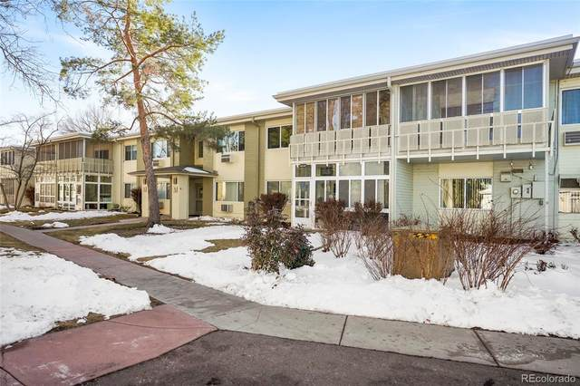 725 S Clinton Street 2B, Denver, CO 80247 (#6308771) :: James Crocker Team