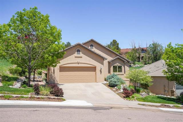 672 Concerto Drive, Colorado Springs, CO 80906 (MLS #6308842) :: Kittle Real Estate