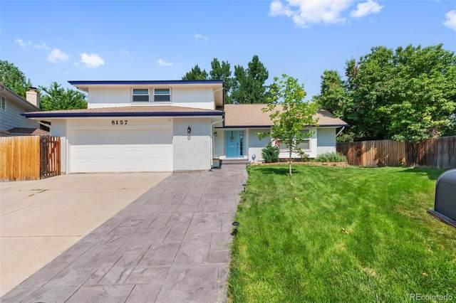 8157 W Peakview Drive, Littleton, CO 80123 (#6308940) :: Wisdom Real Estate