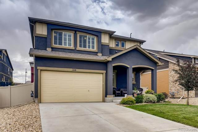 115 Indian Peaks Drive, Erie, CO 80516 (MLS #6308997) :: 8z Real Estate