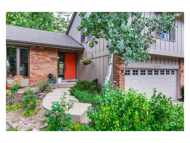 8444 E Jamison Circle, Centennial, CO 80112 (MLS #6309174) :: 8z Real Estate