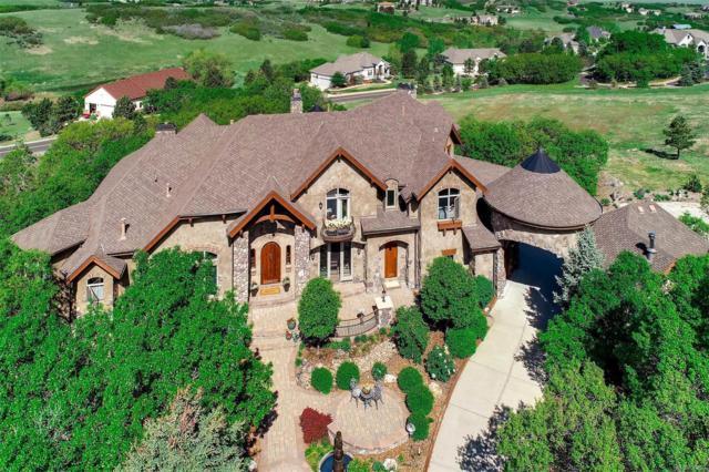 1407 Cactus Rose Circle, Castle Rock, CO 80104 (MLS #6309477) :: Kittle Real Estate