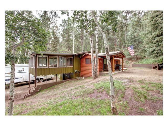 29582 Columbine Way, Evergreen, CO 80439 (MLS #6309676) :: 8z Real Estate