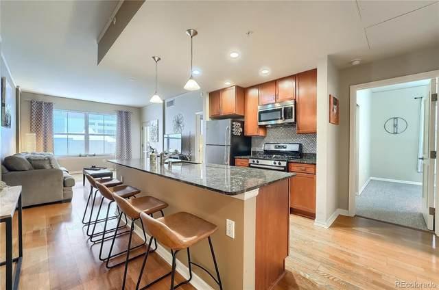 1975 N Grant Street #201, Denver, CO 80203 (MLS #6309804) :: 8z Real Estate