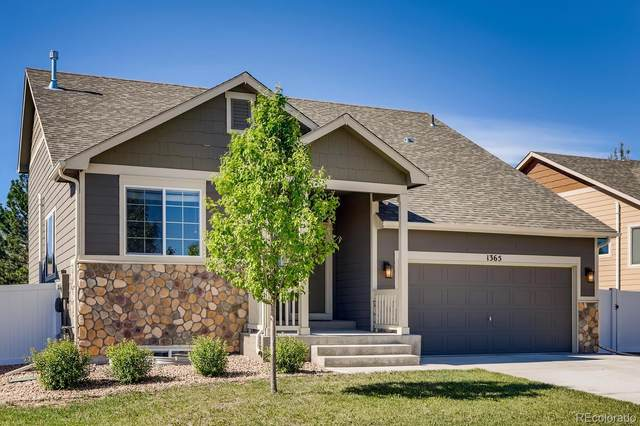 1365 Murrlet Street, Berthoud, CO 80513 (#6309846) :: West + Main Homes