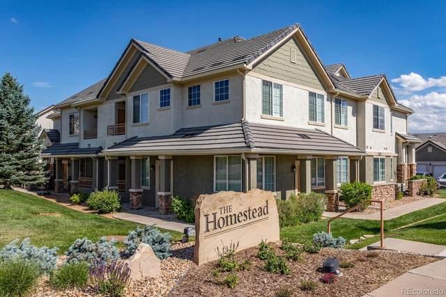 22505 E Ontario Drive #201, Aurora, CO 80016 (#6309852) :: Peak Properties Group