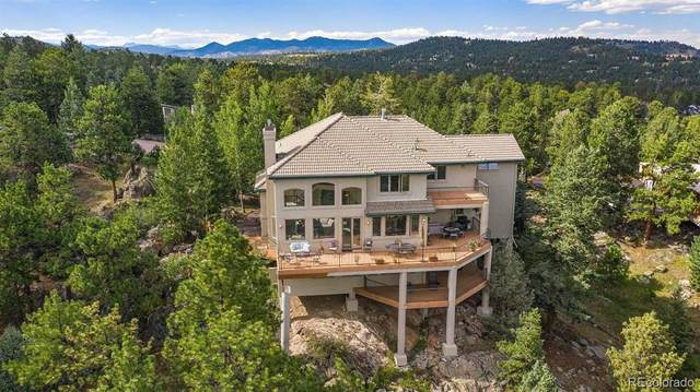 30890 Saint Andrews Lane, Evergreen, CO 80439 (MLS #6309901) :: Keller Williams Realty