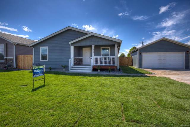 251 S Fulton Avenue, Fort Lupton, CO 80621 (MLS #6310214) :: Keller Williams Realty