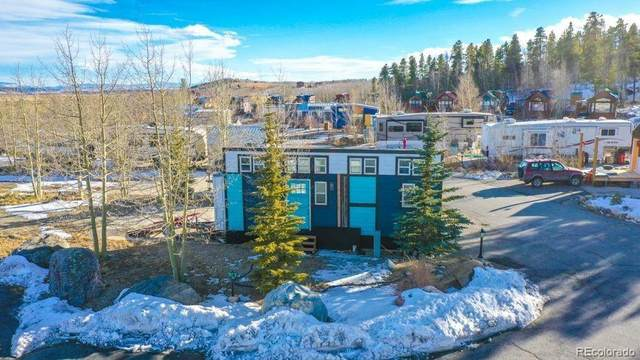 7 Sunshine Loop, Fairplay, CO 80440 (MLS #6310222) :: 8z Real Estate